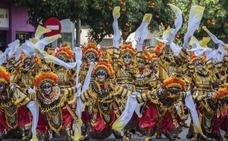 La coreografía dio la victoria a Los Lingotes en Badajoz