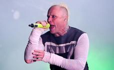 Se suicida Keith Flint, cantante de The Prodigy
