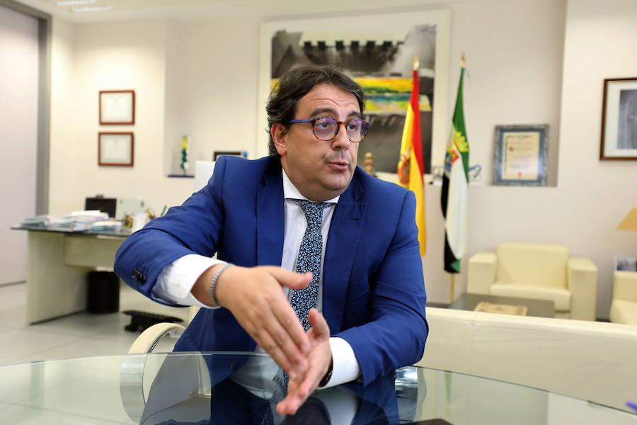 Extremadura propone consenso entre las comunidades para reformar la Atención Primaria
