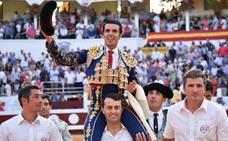 Emilio de Justo se encerrará con seis victorinos en la feria de Dax