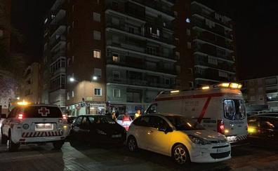 Un accidente y una intoxicación grave por droga en el Lunes de Carnaval de Badajoz