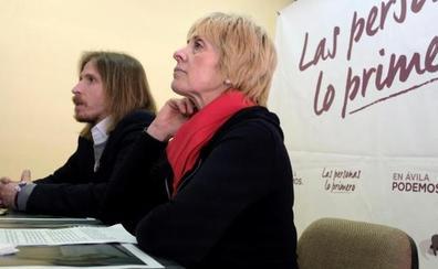 La candidata de Podemos en Ávila se niega a dimitir