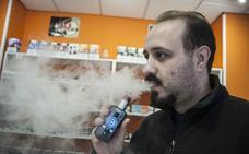«Con el vaper dejé de fumar cigarrillos»