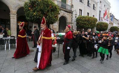 El sepelio de la Sardina entierra el Carnaval Romano