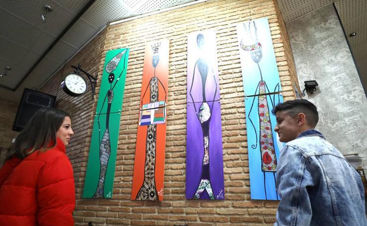 'Susurros de África' en Mérida