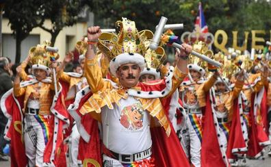 El Carnaval de Badajoz se promociona a ritmo de rock