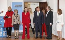 La Reina respalda en Cáceres el talento emprendedor de los jóvenes