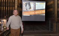 Presentan la digitalización del archivo de la cofradía Virgen de Argeme