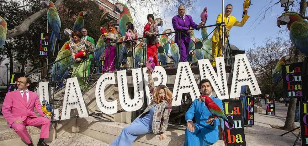 La histórica compañía 'La Cubana' llega por primera vez a Cáceres