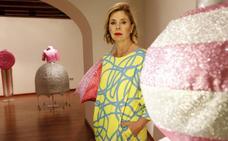 Agatha Ruiz de la Prada: «Mis trajes van contra la depresión»