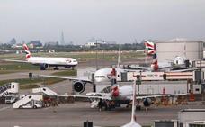 El Reino Unido garantiza las continuidad de los vuelos en caso de 'brexit' sin pacto