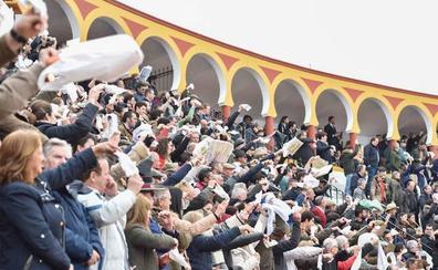 Clase práctica para abrir la Feria de Olivenza