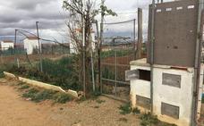 Las familias de Almendralejo esperan desde hace meses el reparto de los huertos