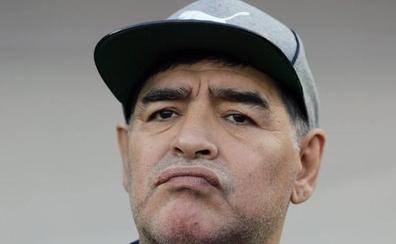 Maradona tiene otros tres hijos en Cuba