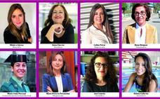 Ocho mujeres extremeñas referentes para el 8M