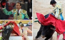Perera, Ferrera y Ginés Marín torearán tres tardes en San Isidro