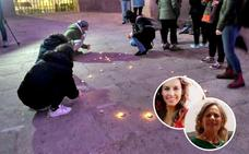 Vigilias feministas en la región para 'darles voz' a Manuela Chavero y Francisca Cadenas