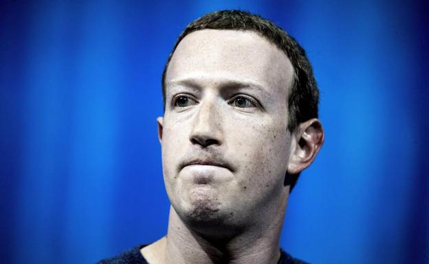 Zuckerberg./Efe