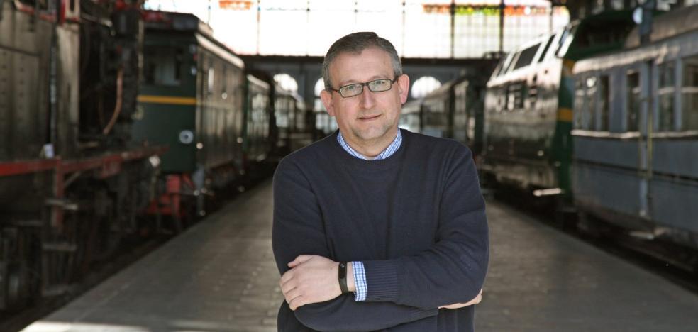 «El tren es el medio más seguro y eficiente en términos medioambientales»