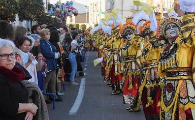 Fin de semana de convivencia carnavalera en Talavera