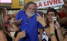 Un falso presidente provoca a Bolsonaro