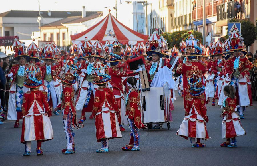Convivencia carnavalera en Talavera