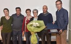 Las asociaciones de mujeres de Coria homenajean a Juana Luisa Ramos