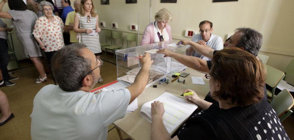 Unas elecciones con la calculadora en la mano