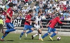 El Badajoz se propone cruzar la línea