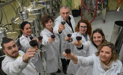 La UEx hace vinos de premio