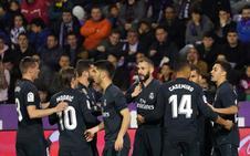 Un gris Madrid cumple en Valladolid
