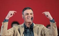 Sánchez tiende la mano a Ciudadanos para un pacto tras las generales