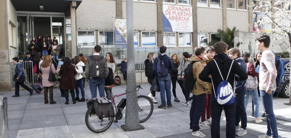 Los colegios de Cáceres exhiben sus virtudes