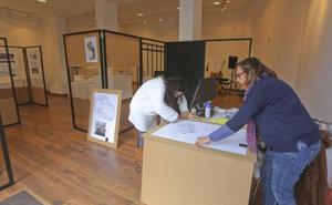 La Escuela de Arte de Mérida se convierte esta semana en referencia nacional del diseño