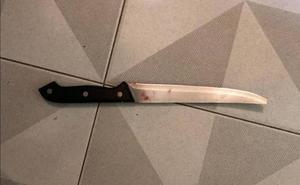 Prisión para el hombre que amenazó a su mujer con un cuchillo en Villanueva