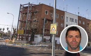 El fallecido al caer de un andamio en Badajoz era entrenador del Flecha Negra