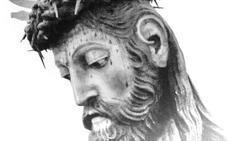 Rescatan una imagen del siglo XVII y refundan una cofradía desaparecida en Alburquerque