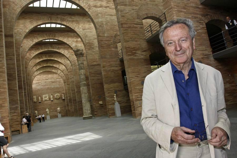 El Museo Romano ofrece una charla sobre el columbario de Rafael Moneo