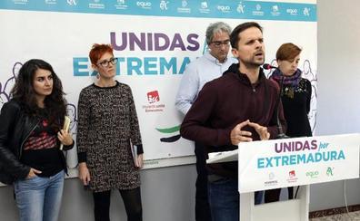 Cuatro partidos forman la coalición Unidas Podemos para las autonómicas
