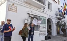 Guadiana y Villafranco vuelven a perder ayudas por no renunciar a los vestigios franquistas
