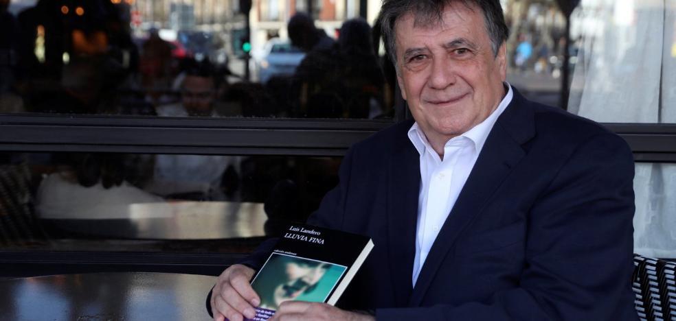 Luis Landero: «Un narrador no es el que piensa mucho, sino el que observa mucho»