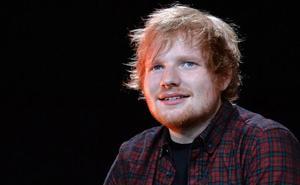 Ed Sheeran se pasa a las muñeiras