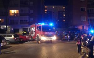 Falsa alarma de incendio en el barrio pacense de Valdepasillas por el reflejo de una vela