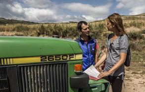 La Junta destina 30 millones de euros para ayudar a los jóvenes agricultores a crear empresas