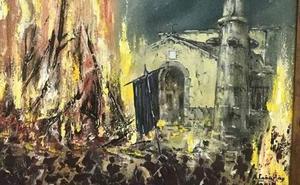 Los Escobazos homenajearán al pintor Antonio Cañadas