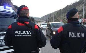 Conferencia en Cáceres sobre la policía autonómica de Cataluña