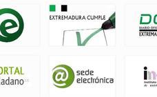 La Junta electoral ordena la suspensión de la web 'Extremadura cumple'