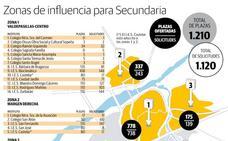 Educación crea una quinta aula de 1º de ESO en el Bárbara de Braganza de Badajoz