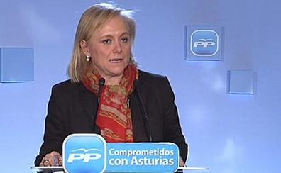 El PP aparta de las listas a Mercedes Fernández en un golpe de autoridad en Asturias
