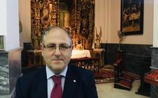 Francisco de Paula Murillo, pregonero de Los Santos: «Mi pregón será a la antigua usanza»